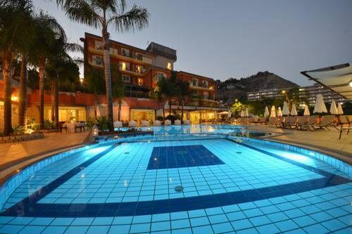 Diamond Hotel and Resort Naxos Giardini Naxos Featuring an