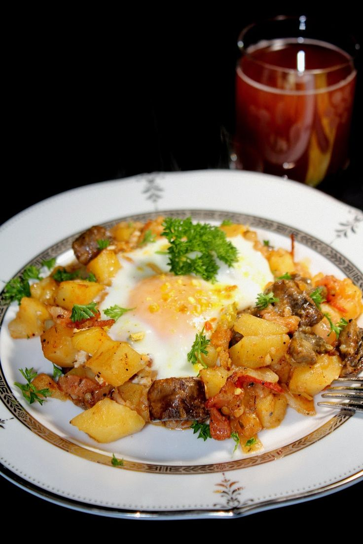 Приготовление с Zoki завтраком