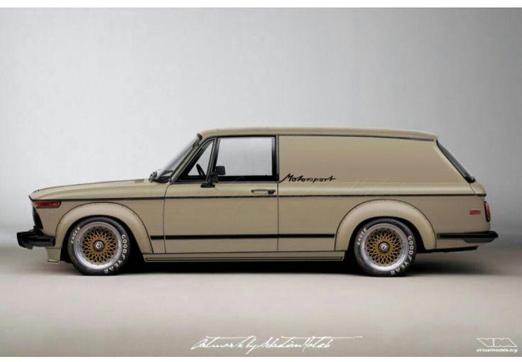 BMW 2002 panel wagon