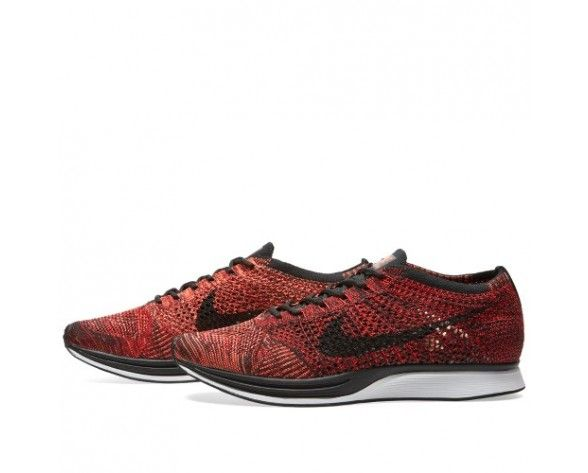 quality design 709ff 92bfe Black Friday Sale. Trainers Unisex University Red Black 526628-608 Nike  Flyknit Racer