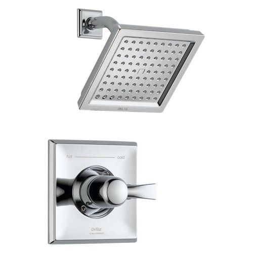 Delta Dryden Monitor 14 T14251 Shower Faucet - Shower Faucets at Hayneedle