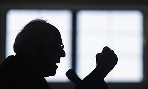 Bernie Sanders' idea of revolution is not believable without reparations Hari Ziyad The Democratic presidential candidate said he does not support reparations for slavery because they would be divisive. That is disappointing
