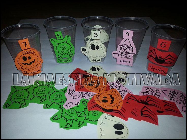 Juego de Halloween