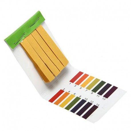 pH-papir / Indikator Bruges til at måle pH-værdi Kan benyttes i vand, vin, flydende sæbe, citronsaft, mælk, flydende vaskemiddel, fugtig jord, spyt, urin, sved og så videre...