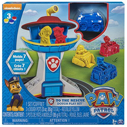 Paw Patrol To The Rescue Dough Play Set >>> To view further for this item, visit the image link.(It is Amazon affiliate link) #50likes