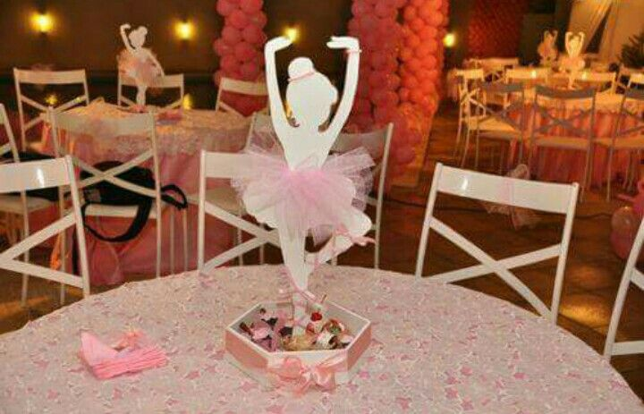 Festa tema ballet