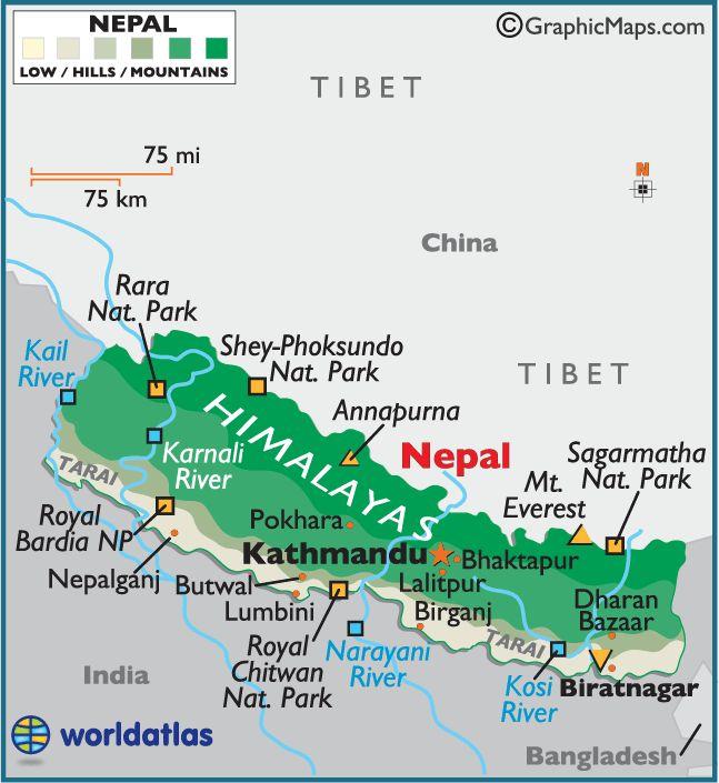125 best tibet nepal india images on Pinterest Tibet Hiking maps