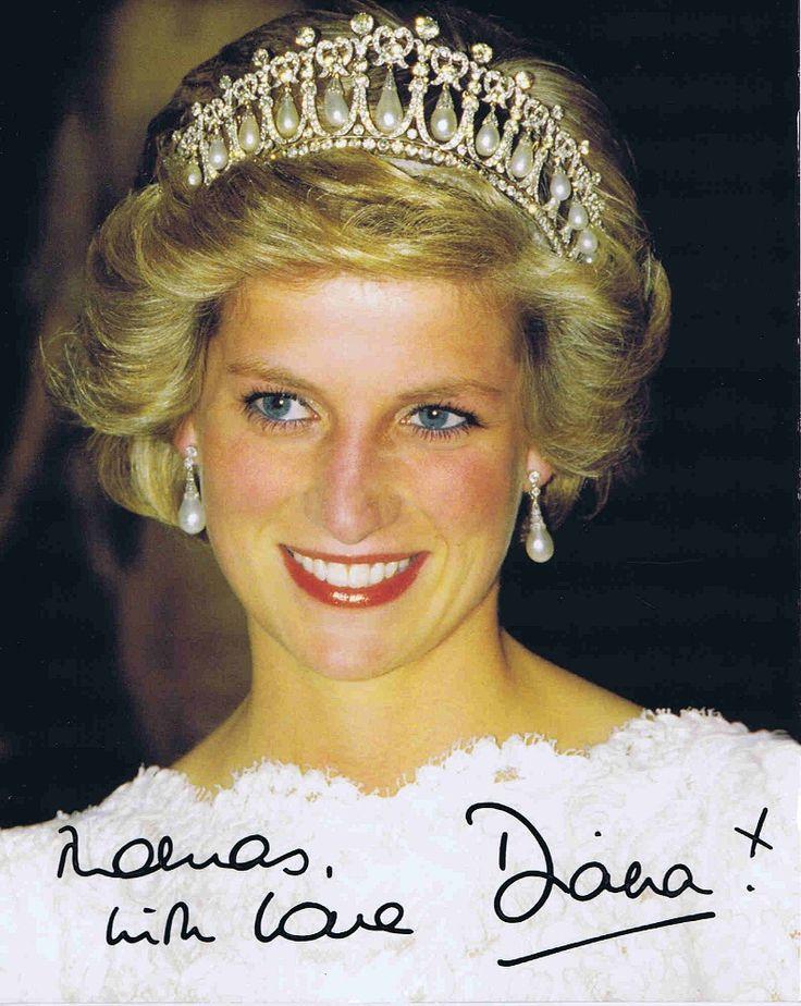 Lady Diana Spencer   Diana Spencer faleceu há 14 anos…   Fairy Style