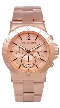 Michael Kors Women's Classic: Kors Womens, Men Watch, Michael Kors, Kors Women S, Rose Gold Watch
