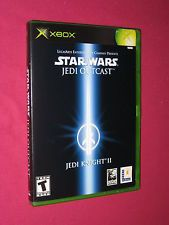 Star Wars: Jedi Knight II Jedi Outcast Xbox Original video Game