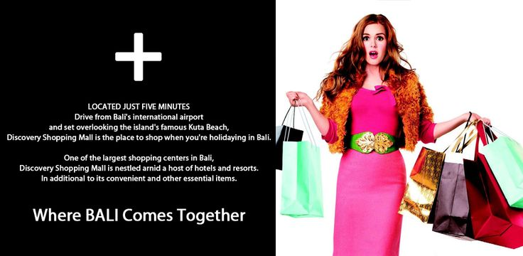The Best N Confort Shopping Mall in Bali