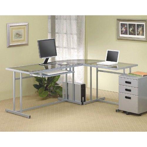 L Shape Office Desks [Slideshow]