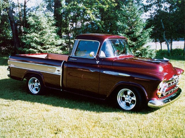 '57 Cameo Carrier