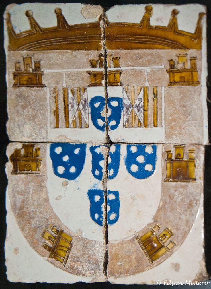 Brasão de D.Jaime Bragança - 1510, Paço Ducal de Vila Viçosa