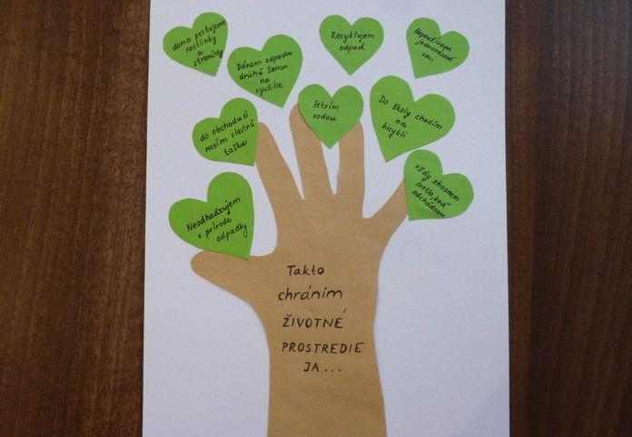 Deň Zeme - ako chránime životné prostredie