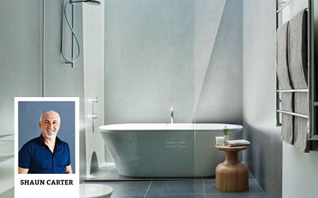Shaun's best bathroom design advice