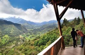 Mirador de Salento, Quindío, Colombia