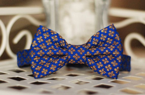 Boys bow tie Silk bow tie Birthday bow tie Wedding bow tie