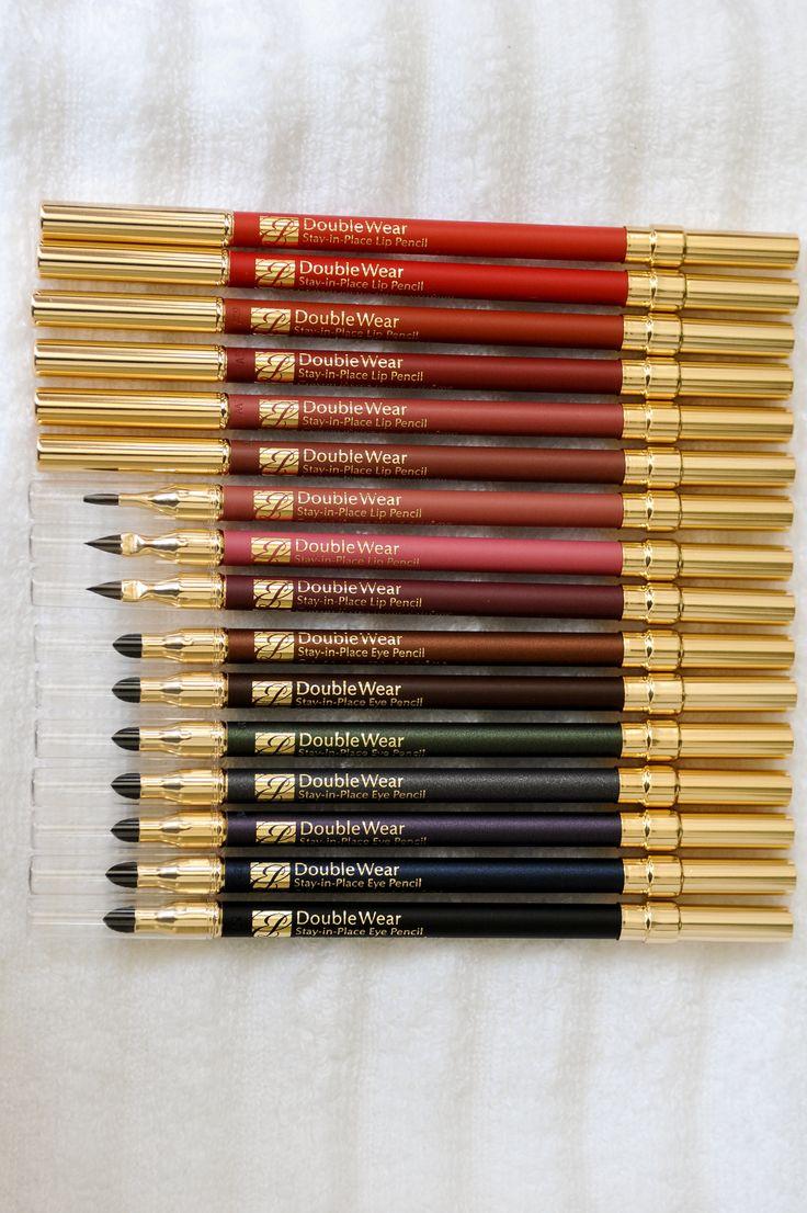 makeup pencil rainbow