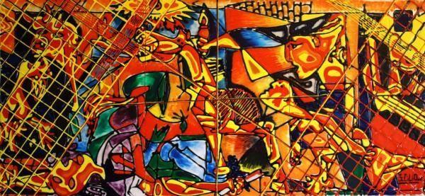 I colori di Guernica