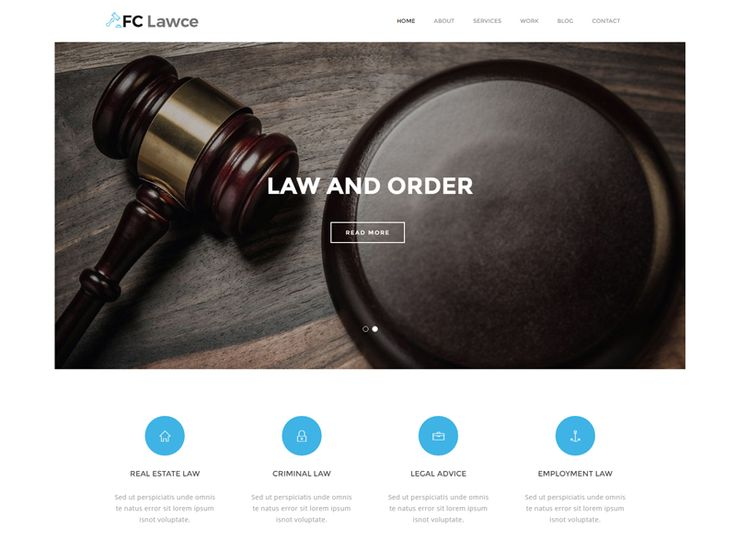 FC Lawce is a Free Lawyer Website Template that is special designed for law firms or private lawyer websites. This template is a wonderful place for everyone to find a law advice, to expand knowledge of the Law, or to intend people to deals with simple problems without paying to rent a lawyer. The template framework comes with Page Builder for layout, Shortcode for present content easily, Support Font Awesome, Compress files and so on. FC Lawce builds on powerful framework with fully…