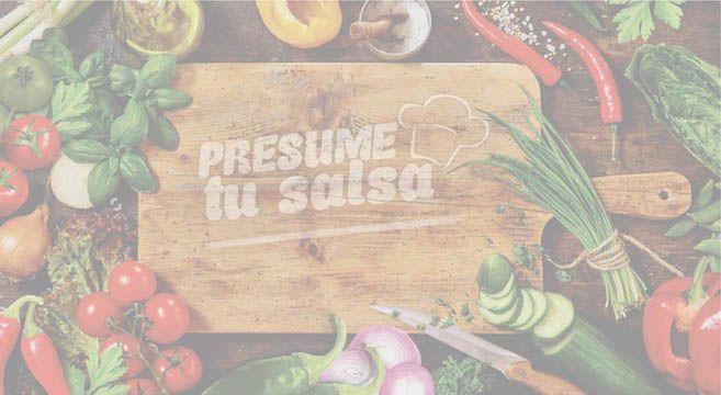 Vota por mi salsa fruto rojo #presumetusalsa