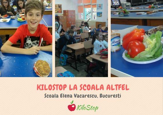 #KiloStop la Școala Altfel #scoala #copii #ScoalaAltfel