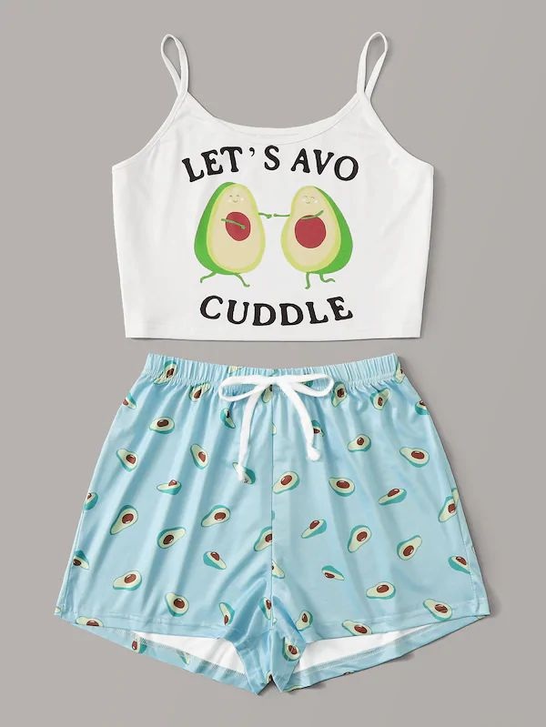 Teen Fashion Outfits, Fashion Clothes, Girl Outfits, Cute Pajama Sets, Cute Pajamas, Cute Sleepwear, Cute Lazy Outfits, Pjs, Pyjamas