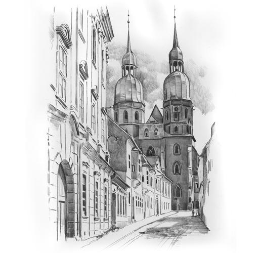 kostol svätého Mikuláša - TRNAVA - Slovakia