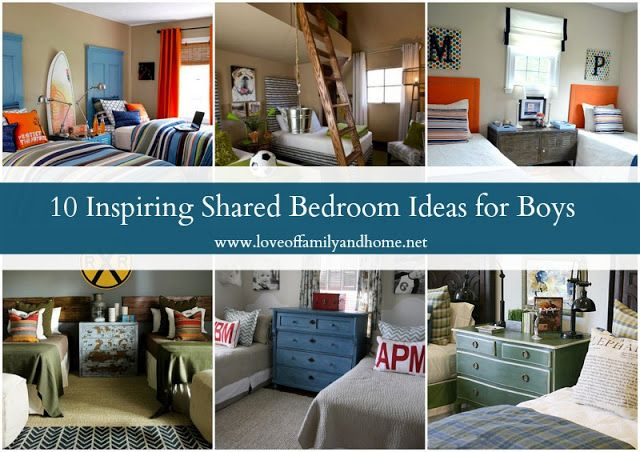 shared boys bedroom ideasg room ideas sibling