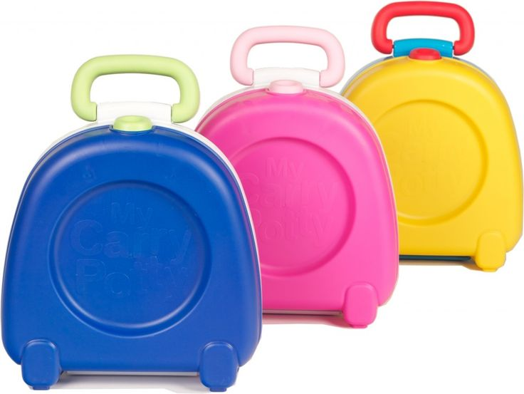 I cant live without this...My Carry Potty - Travel Potty