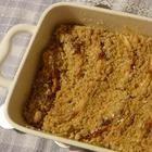 Appel crumble met havermout recept - Allrecipes.nl