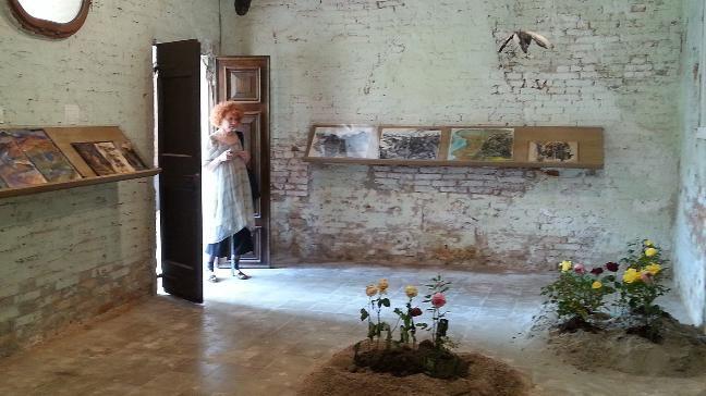 Goldener Löwe der Kunstbiennale in Venedig für den armenischen Pavillon - Poetisch, persönlich, politisch - Kulturthema am 11.5.2015 von Susanne Kaufmann (Quelle: Susanne Kaufmann (SWR))