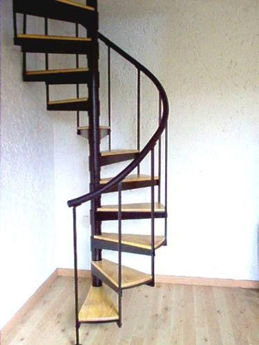 Escalera Caracol Hierro Madera Precio X Escalon 1 050 00 Decoraciones De Casa Escalera Caracol Escalones De Madera
