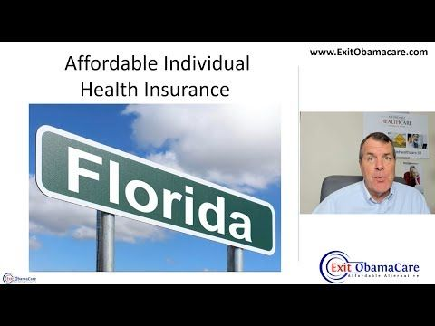 Affordable Health Insurance Florida Self Employed Cheap Health