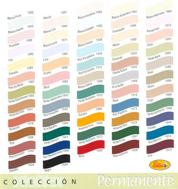 Resultado De Imagen Para Pintura Para Muro Viniltex Tabaco Pintuco Tabla De Colores Colores Para Pintar Casas Carta De Colores