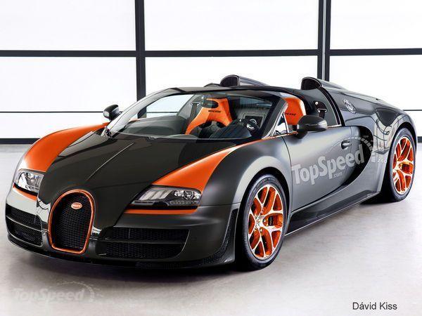 2013 Bugatti Veyron Vitesse WRC Limited Edition