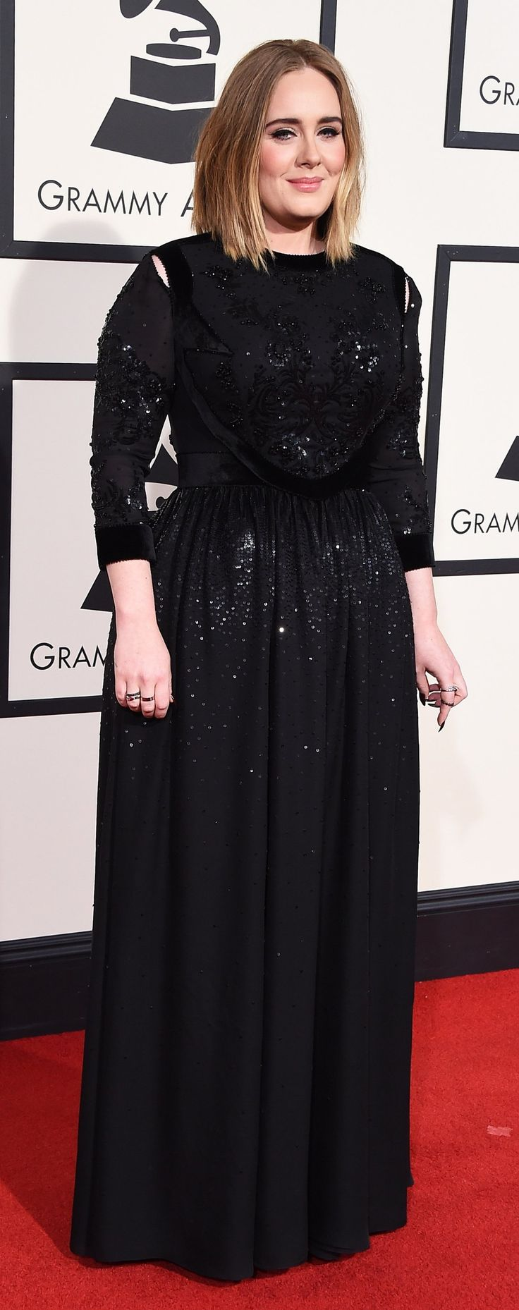 Is Adele's Grammys Gown All You Ever Wanted and More?