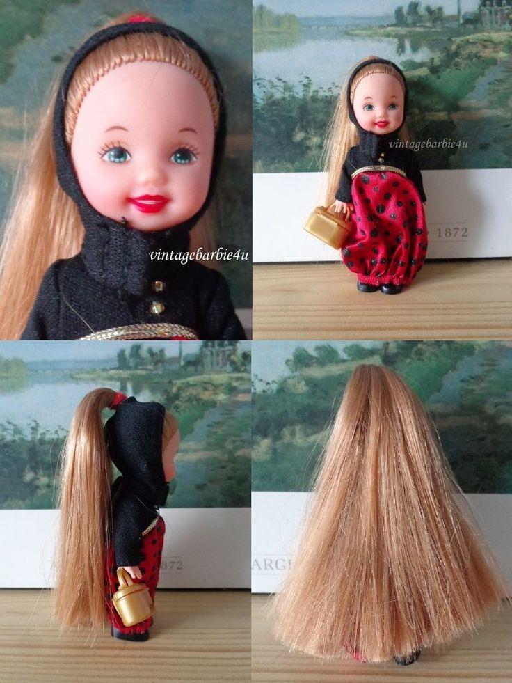 Mattel Barbie Doll Kelly Club Garden Ladybug Liana Doll 2001 NEW  #Mattel #DollswithClothingAccessories