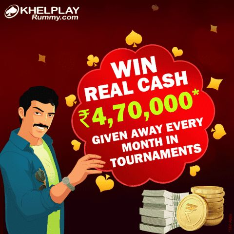 via GIPHY  Play Rummy Online in India @ KhelPlayRummy.com! Win Real Cash in Rummy Tournaments.
