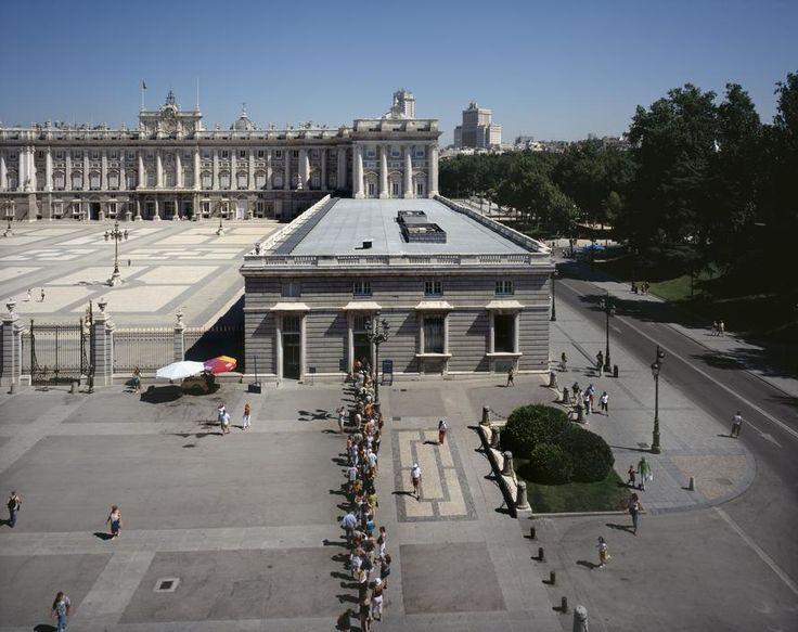 Stuart Franklin SPAIN. Madrid. Palacio Real. 2006. Magnum Photos
