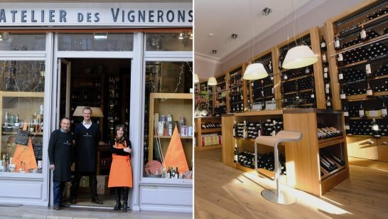 L'Atelier des Vignerons - An exceptional wine shop offers one of the best selections of the Languedoc Roussillon's wines and fascinating tastings with winemakers, in Limoux or on line!