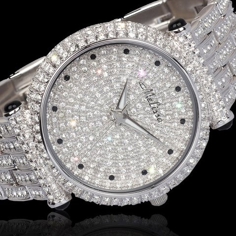 Swarovski crystal watch 2013 watches i love pinterest we swarovski crystals and swarovski for Crystal watches