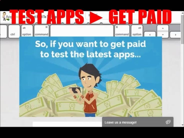 ★ Hey, Do You Want Get PAID to TEST Apps? ᴴᴰ