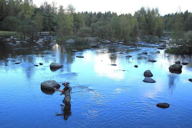 Activités outdoors en Finlande