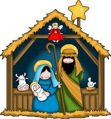 Image result for free  clip art Jesus was born