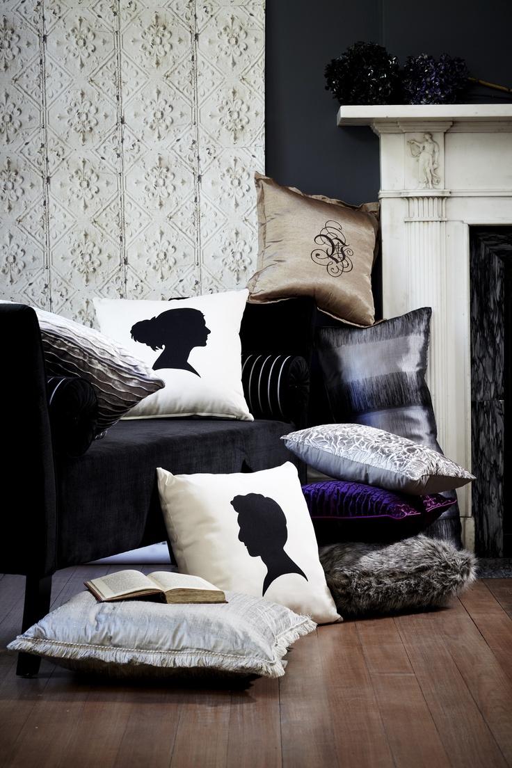 'Dark Indulgence' - @home's Winter 2013 Collection