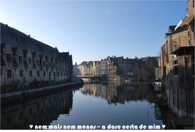 Bélgica, Belgium; Gent