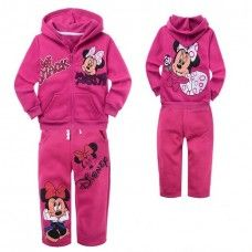 Minnie Mouse Pink Tracksuit Set $27.95 + Postage!  Shop it Here > http://www.babyluscious.com.au/characters/minnie-mouse%20/minnie-mouse-pink-tracksuit-set