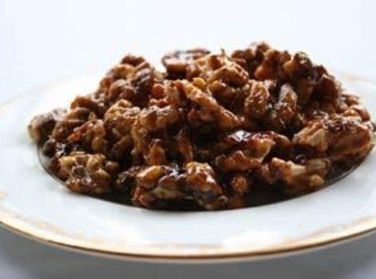 Black walnut shortbread cookies recipe - Good cookie recipes